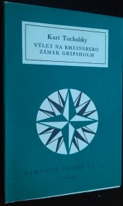 náhled knihy - Výlet na Rheinsberg, Zámek Gripsholm