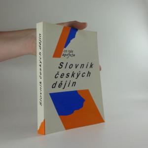náhled knihy - Slovník českých dějin