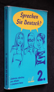 náhled knihy - Sprechen Sie Deutsch? : učebnice němčiny pro střední a jazykové školy : [kniha pro studenty]. 2.