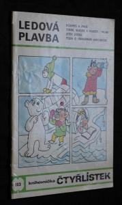 náhled knihy - Čtyřlístek 103 - Ledová plavba