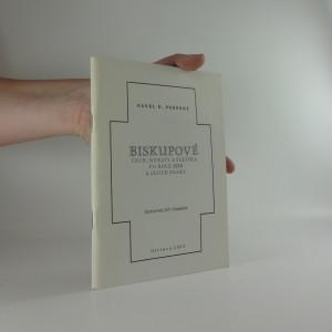 náhled knihy - Biskupové Čech, Moravy a Slezska po roce 1918 a jejich znaky
