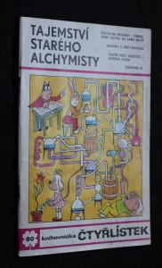 náhled knihy - Čtyřlístek 80 - Tajemství starého alchymisty