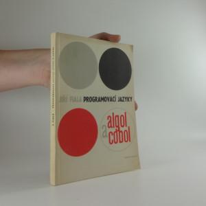 náhled knihy - Programovací jazyky Algol a Cobol