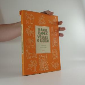 náhled knihy - Vesele o lidech