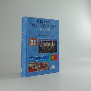 náhled knihy - Dějiny portugalska