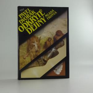 náhled knihy - Odkryté dějiny : první lidé na území Československa