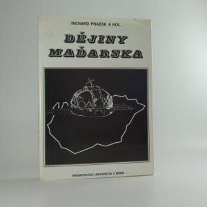 náhled knihy - Dějiny Maďarska