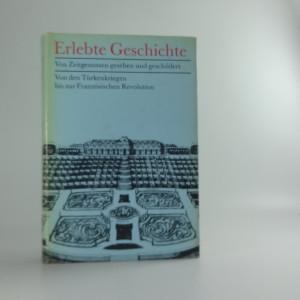 náhled knihy - Erlebte Geschichte