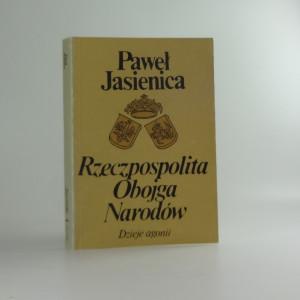 náhled knihy - Rzeczpospolita Obajga Národow ( 3 svazky¨)