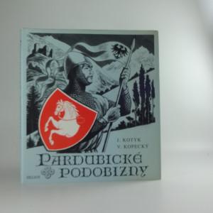 náhled knihy - Pardubické podobizny