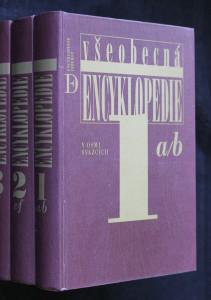 náhled knihy - Všeobecná encyklopedie (komplet 8 svazků)