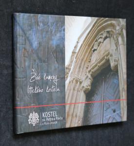 náhled knihy - Živé kameny litického kostela