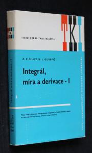 náhled knihy - Integrál, míra a derivace : I