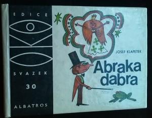náhled knihy - Abraka dabra