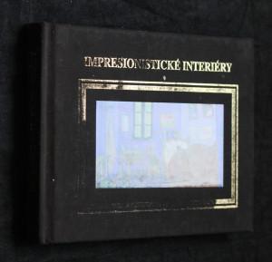 náhled knihy - Impresionistické interiéry