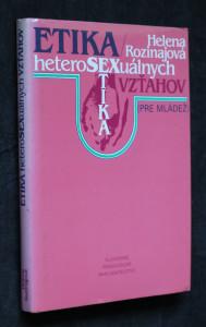náhled knihy - Etika heterosexuálnych vzťahov : (pre mládež)