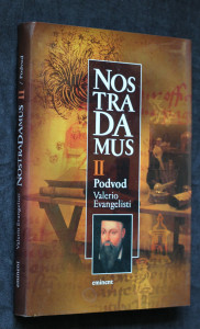 náhled knihy - Nostradamus : trilogie o životě Michela de Notre-Dame. Kniha druhá, Podvod