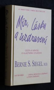 náhled knihy - Mír, láska a uzdravení