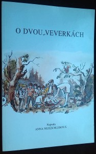 náhled knihy - O dvou veverkách
