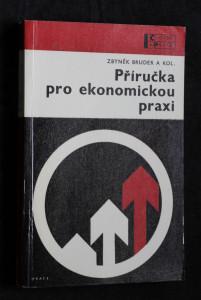 náhled knihy - Příručka pro ekonomickou praxi