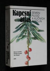 náhled knihy - Kapesní atlas semen, plodů a klíčních rostlin