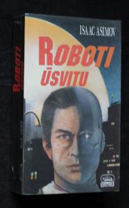 náhled knihy - Roboti úsvitu
