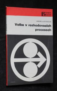 náhled knihy - Volba v rozhodovacích procesech