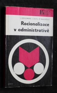náhled knihy - Racionalizace v administrativě
