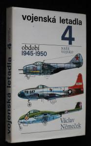 náhled knihy - Vojenská letadla 4, období 1945-1950