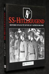 náhled knihy - SS-Hitlerjugend : historie 12. divize SS 1943-45