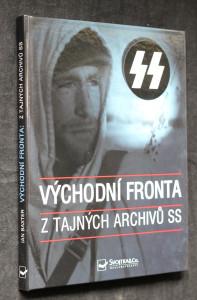 náhled knihy - Východní fronta : tajné archivy SS