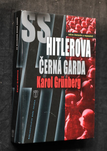 náhled knihy - SS Hitlerova černá garda