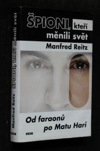 náhled knihy - Špioni, kteří měnili svět : od faraonů po Matu Hari