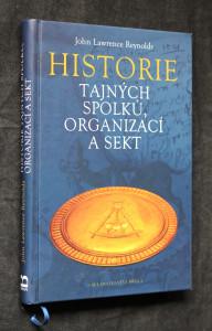 náhled knihy - Historie tajných spolků, organizací a sekt