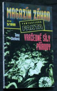 náhled knihy - Magazín záhad č. 5/1999. Vražedné síly přírody