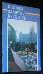 náhled knihy - Kronika sametové revoluce