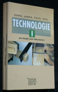 náhled knihy - Technologie I.-II. pro studijní obor Nábytkářství