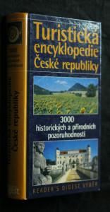 náhled knihy - Turistická encyklopedie České republiky : 3000 historických a přírodních pozoruhodností