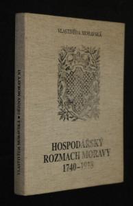 náhled knihy - Dějiny Moravy. Díl