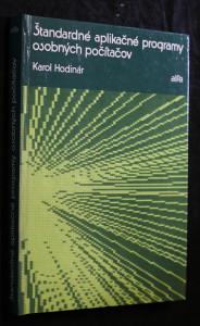 náhled knihy - Štandardné aplikačné programy osobných počítačov