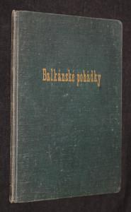 náhled knihy - Balkánské pohádky