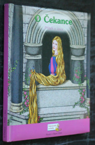 náhled knihy - O Čekance : příběh o lásce