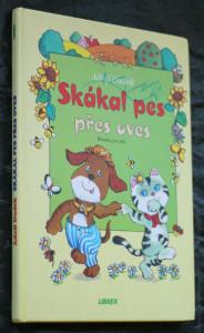 náhled knihy - Skákal pes přes oves