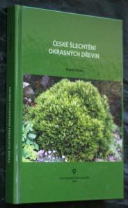 náhled knihy - České šlechtění okrasných dřevin