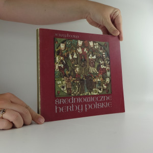 náhled knihy - Średniowieczne herby polskie