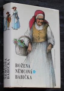 náhled knihy - Babička : obrazy venkovského života