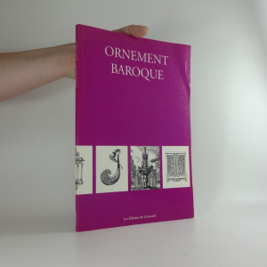 náhled knihy - Ornement baroque