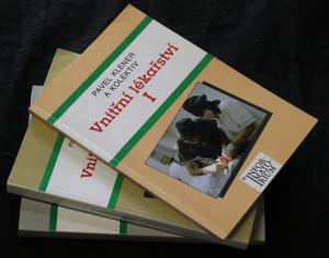 náhled knihy - Vnitřní lékařství I, II a III