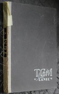 náhled knihy - T.G.M. v Lánech