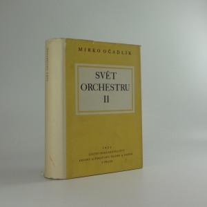 náhled knihy - Svět orchestru II.